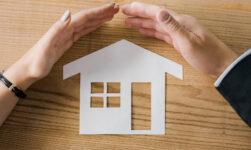 forsikre dit hus