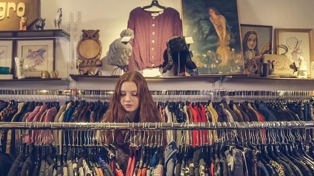 kvinde modetøj